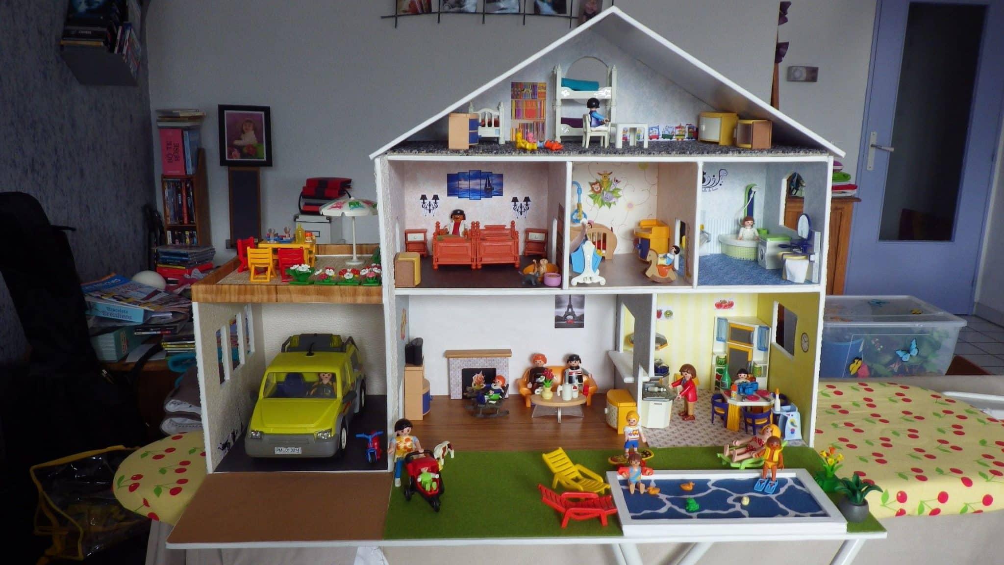 Comment Construire La Maison Moderne Playmobil Comment Proceder A L Assemblage Des Pieces